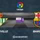 Football - Liga notre pronostic pour Betis Séville - FC Barcelone