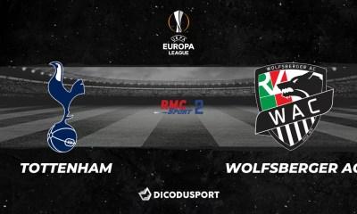Football - Ligue Europa notre pronostic pour Tottenham - Wolfsberger AC