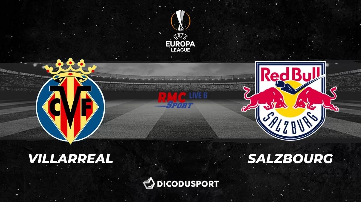 <b>Football</b> – Ligue Europa : notre pronostic pour Villarreal – Red Bull Salzbourg
