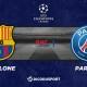 Football - Ligue des Champions notre pronostic pour FC Barcelone - Paris SG