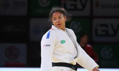 Grand Slam de Tel Aviv : Fanny-Estelle Posvite décroche la médaille d'argent