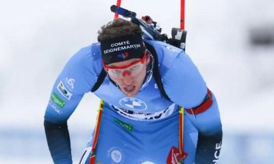 Mondiaux juniors de biathlon - Émilien Claude en bronze sur l'individuel à Obertilliach