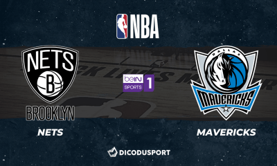 NBA notre pronostic pour Brooklyn Nets - Dallas Mavericks