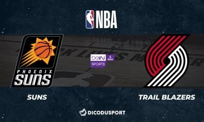 NBA notre pronostic pour Phoenix Suns - Portland Trail Blazers