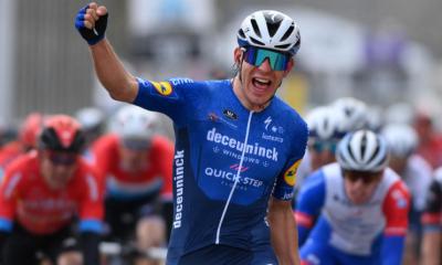 Omloop Het Nieuwsblad - Davide Ballerini s'impose au sprint