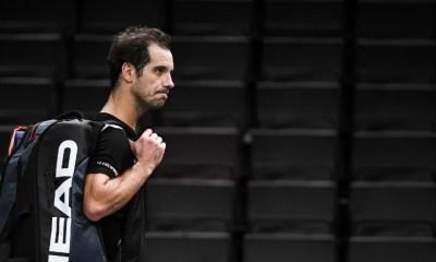 Richard Gasquet forfait pour l'Open d'Australie