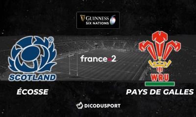 Tournoi des 6 Nations 2021 - Notre pronostic pour Écosse - Pays de Galles