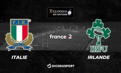 Tournoi des 6 Nations 2021 : Notre pronostic pour Italie - Irlande