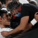ATP : Goran Ivasinevic monte au filet pour défendre Djokovic