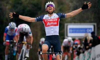 Bauke Mollema remporte le Trofeo Laigueglia, Clément Champoussin 4ème