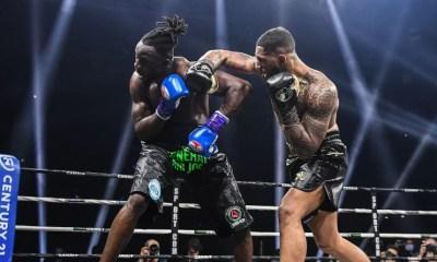 Boxe poids lourds - Tony Yoka remporte sa première ceinture