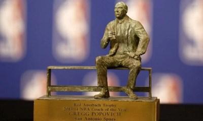 Coach de l'année NBA
