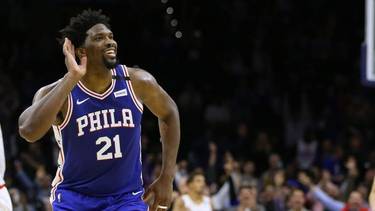 Embiid DPOY NBA
