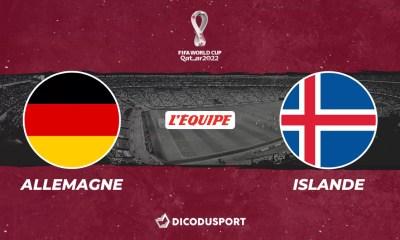 Football – Q. Coupe du monde notre pronostic pour Allemagne - Islande
