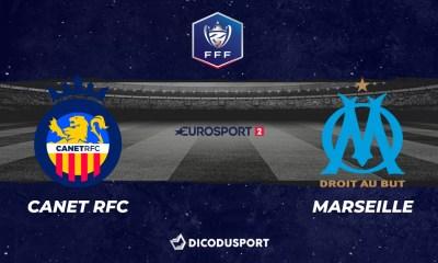 Football - Coupe de France notre pronostic pour Canet Roussillon - Marseille