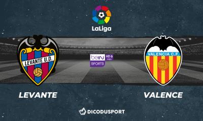 Football - Liga notre pronostic pour Levante - Valence