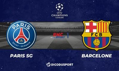 Football - Ligue des Champions notre pronostic pour Paris SG - FC Barcelone
