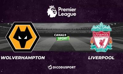 Football - Premier League notre pronostic pour Wolverhampton - Liverpool