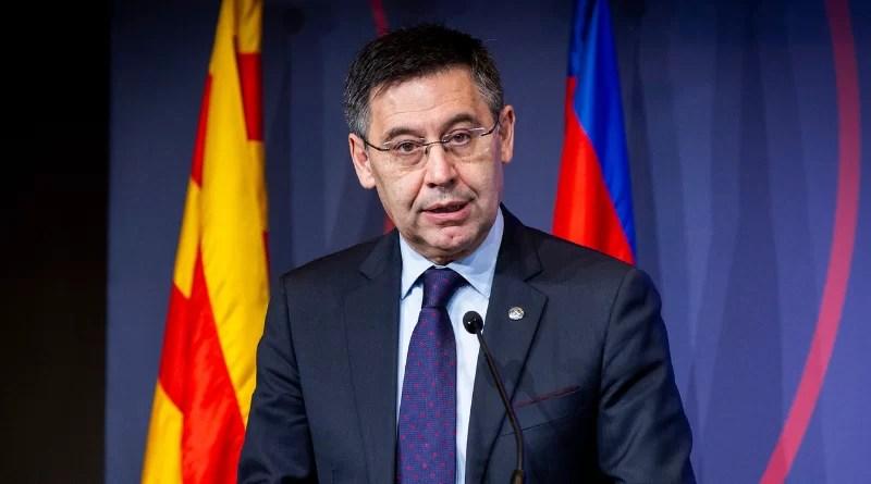 Josep Maria Bartomeu arrêté ce matin dans le cadre du Barçagate