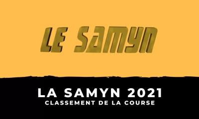 Le Samyn 2021 - Le classement de la course