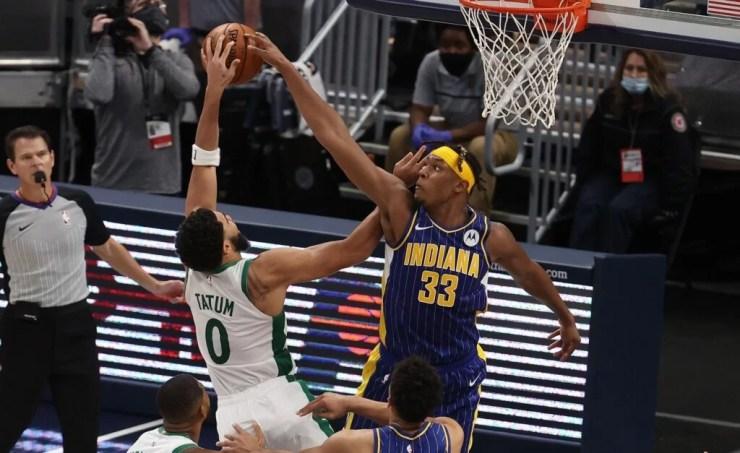 Myles Turner DPOY NBA