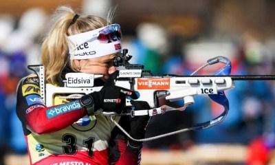 Nove Mesto : Tiril Eckhoff imbattable sur le sprint