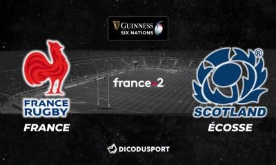 Tournoi des 6 Nations 2021 - Notre pronostic pour France - Écosse