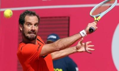 ATP Parme: Richard Gasquet file en huitièmes