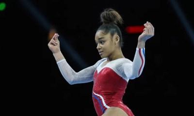Championnats d'Europe de gymnastique - Mélanie de Jesus dos Santos sacrée à la poutre