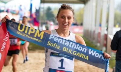 Coupe du monde pentathlon - Marie Oteiza remporte la deuxième étape à Sofia