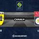 Football - Ligue 1 notre pronostic pour Lens - Lyon