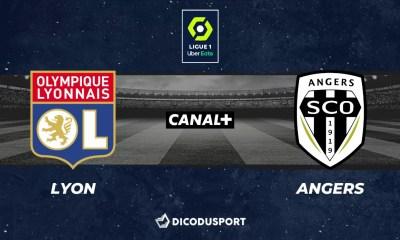 Ligue 1 notre pronostic pour Lyon - Angers