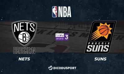 NBA notre pronostic pour Brooklyn Nets - Phoenix Suns