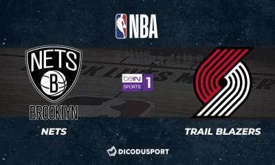 NBA notre pronostic pour Brooklyn Nets - Portland Trail Blazers
