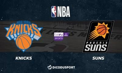 NBA notre pronostic pour New York Knicks - Phoenix Suns