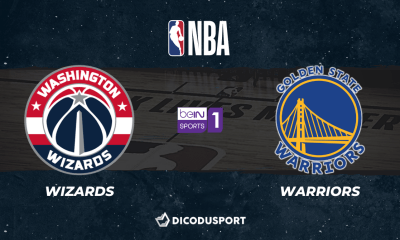 NBA notre pronostic pour Washington Wizards - Golden State Warriors