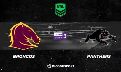 NRL 2021 notre pronostic pour Brisbane Broncos - Penrith Panthers