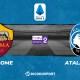 Pronostic AS Rome - Atalanta Bergame, 32ème journée de Serie A