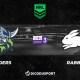 Pronostic Canberra Raiders - South Sydney Rabbitohs, 8ème journée de NRL