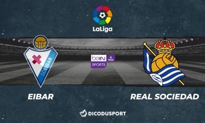 Pronostic Eibar - Real Sociedad, 32ème journée de Liga