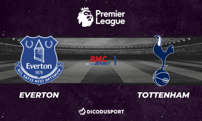 Pronostic Everton - Tottenham, 32ème journée de Premier League