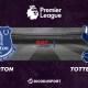 Pronostic Everton - Tottenham, 32ème journée de Premier League