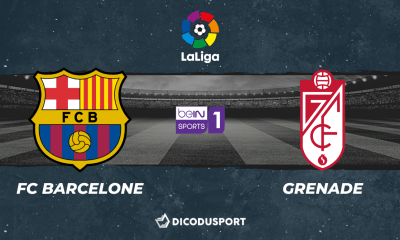 Pronostic FC Barcelone - Grenade, 33ème journée de Liga