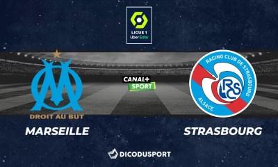 Pronostic Marseille - Strasbourg, 35ème journée de Ligue 1