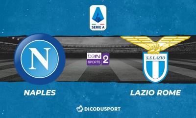 Pronostic Naples - Lazio Rome, 32ème journée de Serie A