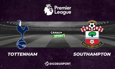 Pronostic Tottenham - Southampton, 29ème journée de Premier League