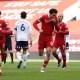 Trent Alexander-Arnold Liverpool Aston Villa