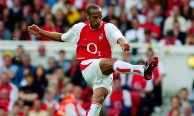 11 mai 2002 : Thierry Henry, meilleur buteur de Premier League
