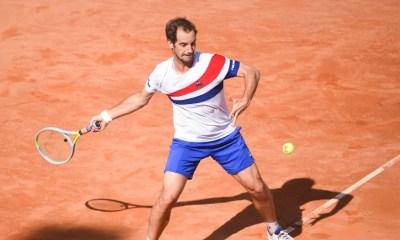 ATP Parme: Richard Gasquet se fait peur mais rejoint les quarts de finale
