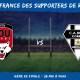Coupe de France des supporters de rugby 2021 - 16ème de finale LOU - CA Brive